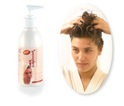 Hair & Scalp Doctor - Antibacterial Shampoo for a healthy chunky tidy