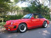 1986 Porsche 911cabriolet
